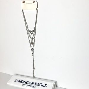American Eagle Outfitters Layered Necklace